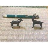 No.TP0407  鹿(1対)銅製
